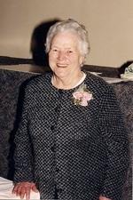 Agatha Daly (nee Holmes)