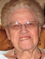 Gertrude Legros née Martineau